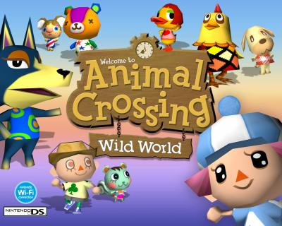 *animal crossing*